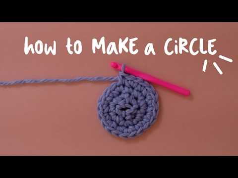LK101: How to Crochet a Circle