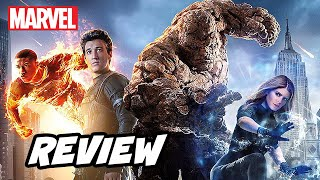 Download Fantastic Four Review - Hail Hydra Hot Mess No Spoilers Video