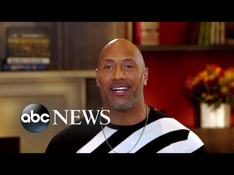 'GMA' Hot List: Dwayne Johnson feels 'blessed' to become a dad for the 3rd time