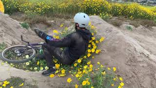 Download dirt jumps that ended in a concussion Video