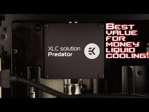 EKWB Predator 360 review- Is it worth your money? Spoiler: IT IS! Best AIO ever!