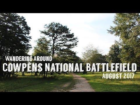Cowpens National Battlefield | U.S. National Park Service | Wandering Around In Wonder