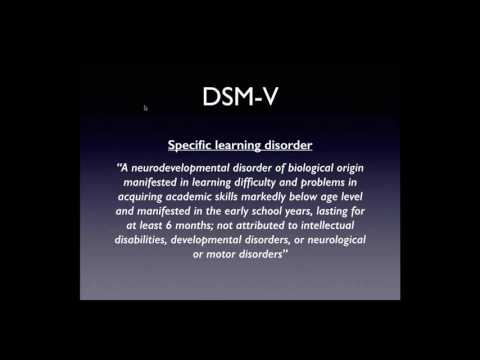 Webinar : Understanding Developmental Dyscalculia - A Math Learning Disability