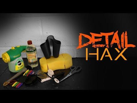 10 Fast Car Detailing Hacks, Tips and Tricks !!!