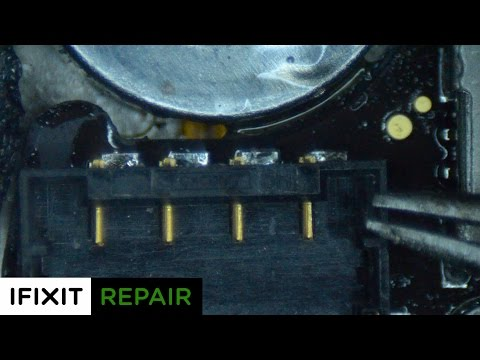 Microsoldering 101: Troubleshooting and iPhone 4s Battery Connector Replacement