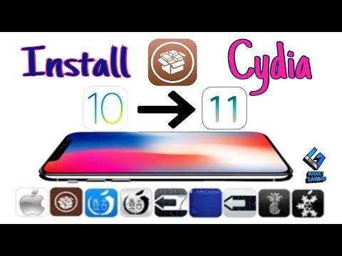 How to install Cydia in iOS 11 | iOS 10.3.3 | 10.3.2 | 10.3.1| 10.3 | 10.2.1 | ? | Hindi | Urdu |