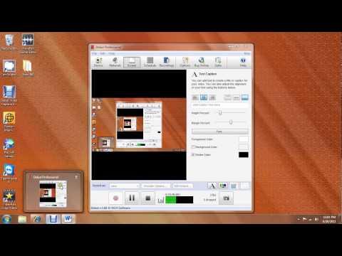 Windows 7 - How To: Create A PDF Document