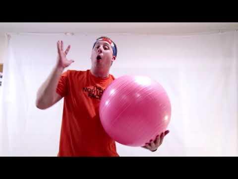 Kmart Gym Ball - Chit Reviews