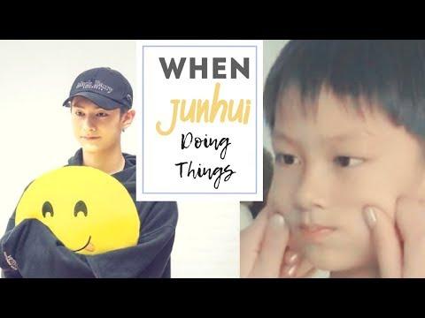 When Junhui Doing Things