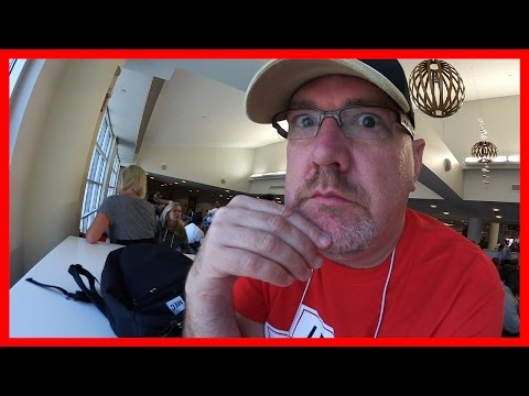 Leaving New Orleans, Airport Food Review, Houston, Chick-Fil-A teaster - Ken's Vlog #422