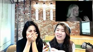 Koreans react to Sia Big Girls Cry. Panic disorder of best musician