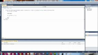 Visual Basic 2010 Tutorial 9 - For Loop