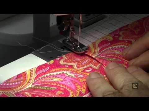 Flat Felled Seam: The Easy Way - Christopher Nejman