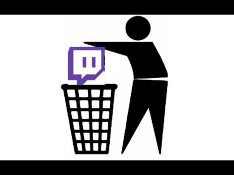 Twitch Account löschen 2016 Tutorial [German]