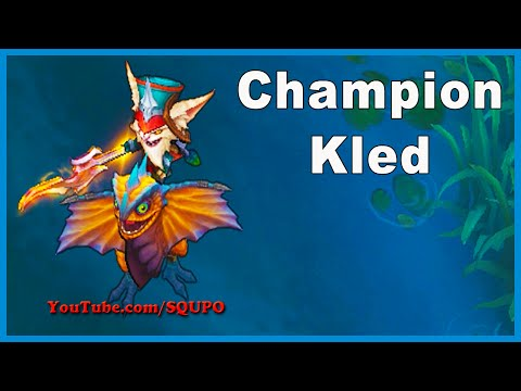 Kled - New Champion Preview (League of Legends)