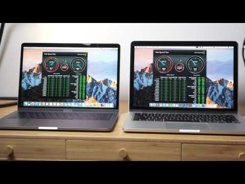 2016 Macbook Pro Review and Performance Test