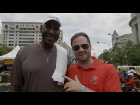 On The Road With Chocolate Thunder, Episode 1: New at Nation