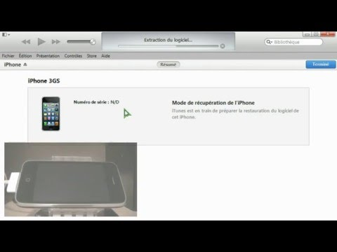 Downgrade iPhone 3GS 6.1.3 Firmware to 4.1 Without iOS SHSH Blobs