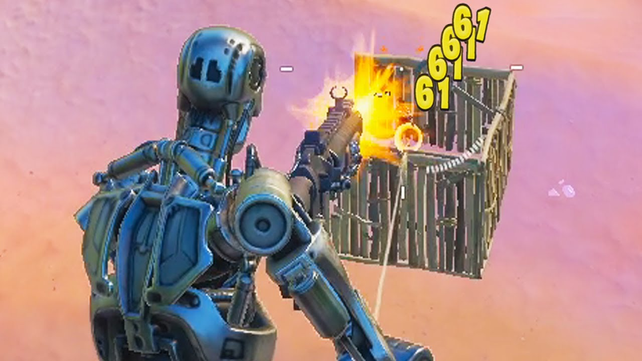 the *NEW* AIMBOT SKIN!