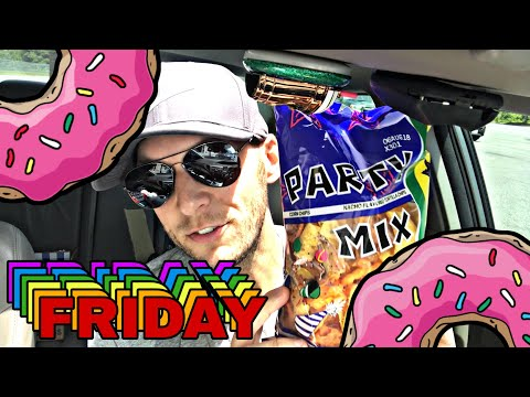 TGIF Vlog (Doughnuts, Shopping, Summer!)