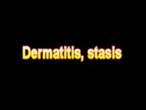 What Is The Definition Of Dermatitis, stasis - Medical Dictionary Free Online