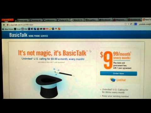 It's not magic, it's BasicTalk - Yet another anti-magicJack move by Conage