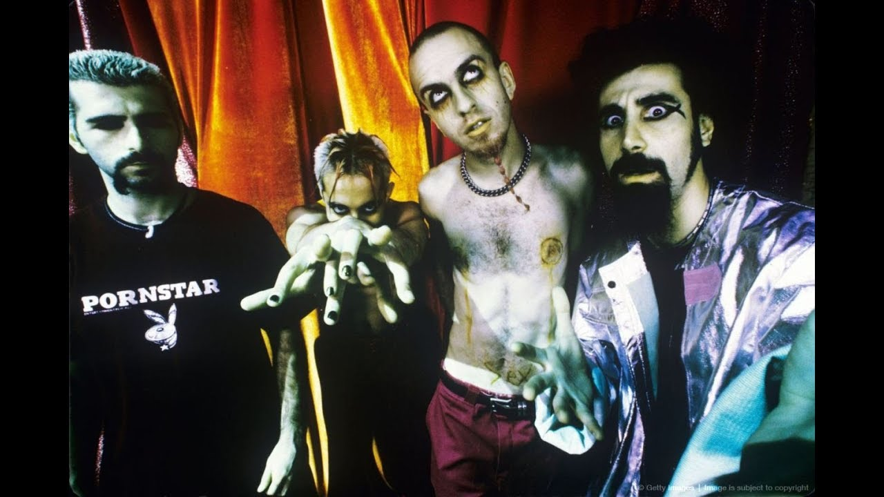 This Cocaine Makes Me Fell Like I'm on This Song (Instrumental) - System of a Down