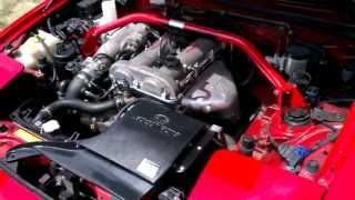 Jackson Racing Cold Air Intake on my 1997 Mazda Miata
