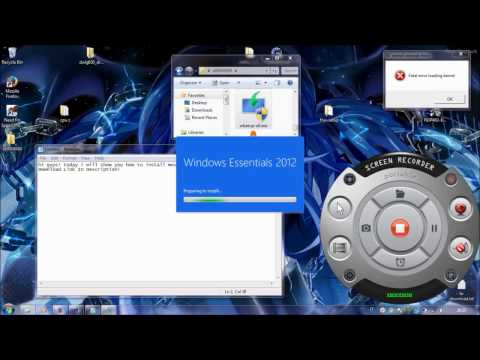 How To Install And Download Windows Live Movie Maker Offline Installer+WORKING DOWNLOAD LINK