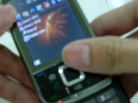 Nokia E66 Replica copy 1 to 1 with original Nokia from Di Mobile