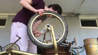 Bike fixing tutorial