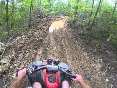 330ex trail riding in Kentucky