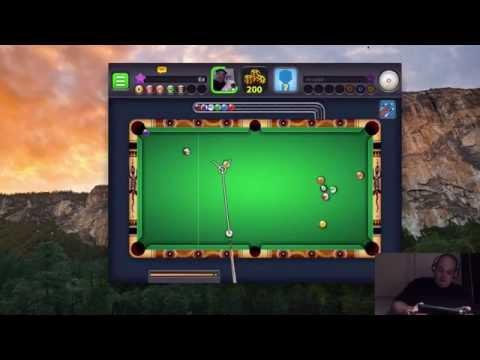 8 Ball Pool by Mini Clip on iPad Mini - Dec 2014