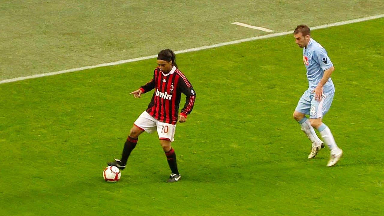 Le Jour où Ronaldinho a impressionné les fans de Milan
