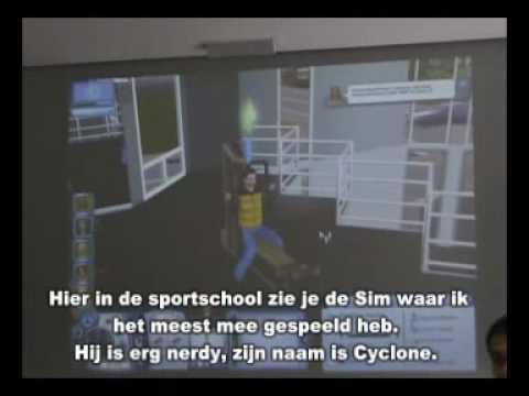 The Sims 3 - Presentation (1) - Dutch subtitles