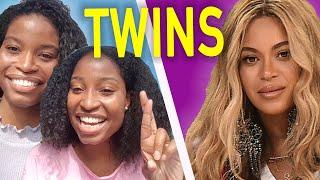 Twins Give Advice To Beyoncé