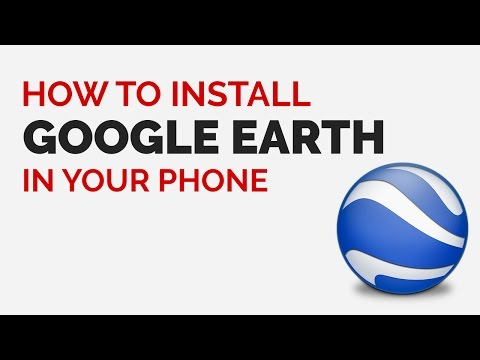 How to Install google earth in India