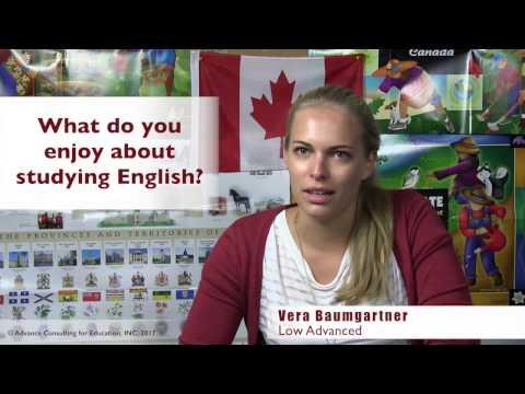 ESL Student Interviews:  Language Proficiency Level