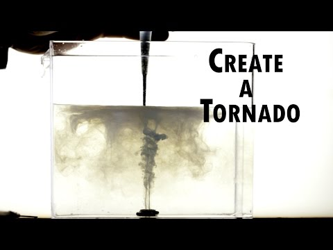 How to create a Mini Tornado | Shanks FX | PBS Digital Studios