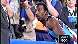 Download Men's 4x400 Relay Finals - 2000 Sydney Olympics Track & Field
