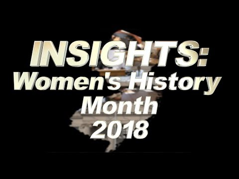 Insights: Women's History Month 2018