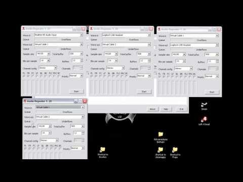 Virtual Audio Cable Tutorial