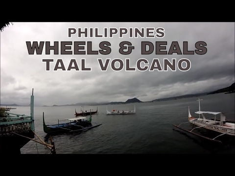 Philippines, Tagaytay: More Adventures To Taal Volcano (Part 2)