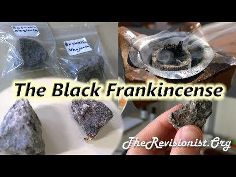 Boswellia Neglecta Frankincense Properties,Taste Test & Scent Profile