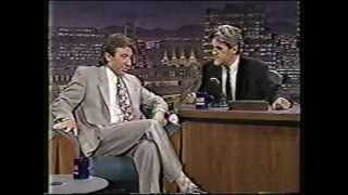 Jay Leno Tim Allen Burnout contest early 90's (1).mpg