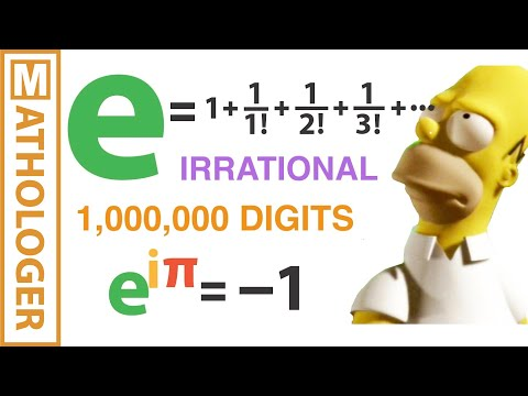 The number e explained in depth for (smart) dummies