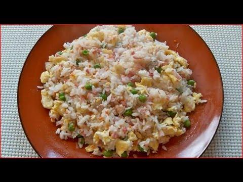 How to Make Yangzhou Fried Rice  / Chow Rice