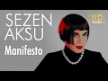 Sezen Aksu - Manifesto (Official Audio)