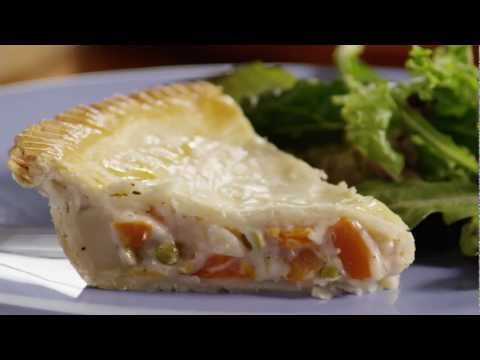 How to Make Easy Vegetarian Pot Pie | Vegetarian Recipe | Allrecipes.com