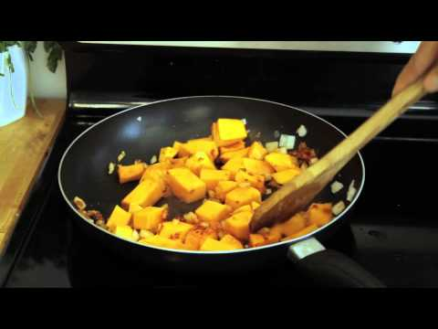 Thai Red Curry Squash Soup With Ginger & Coconut Milk : Curry Dishes & More